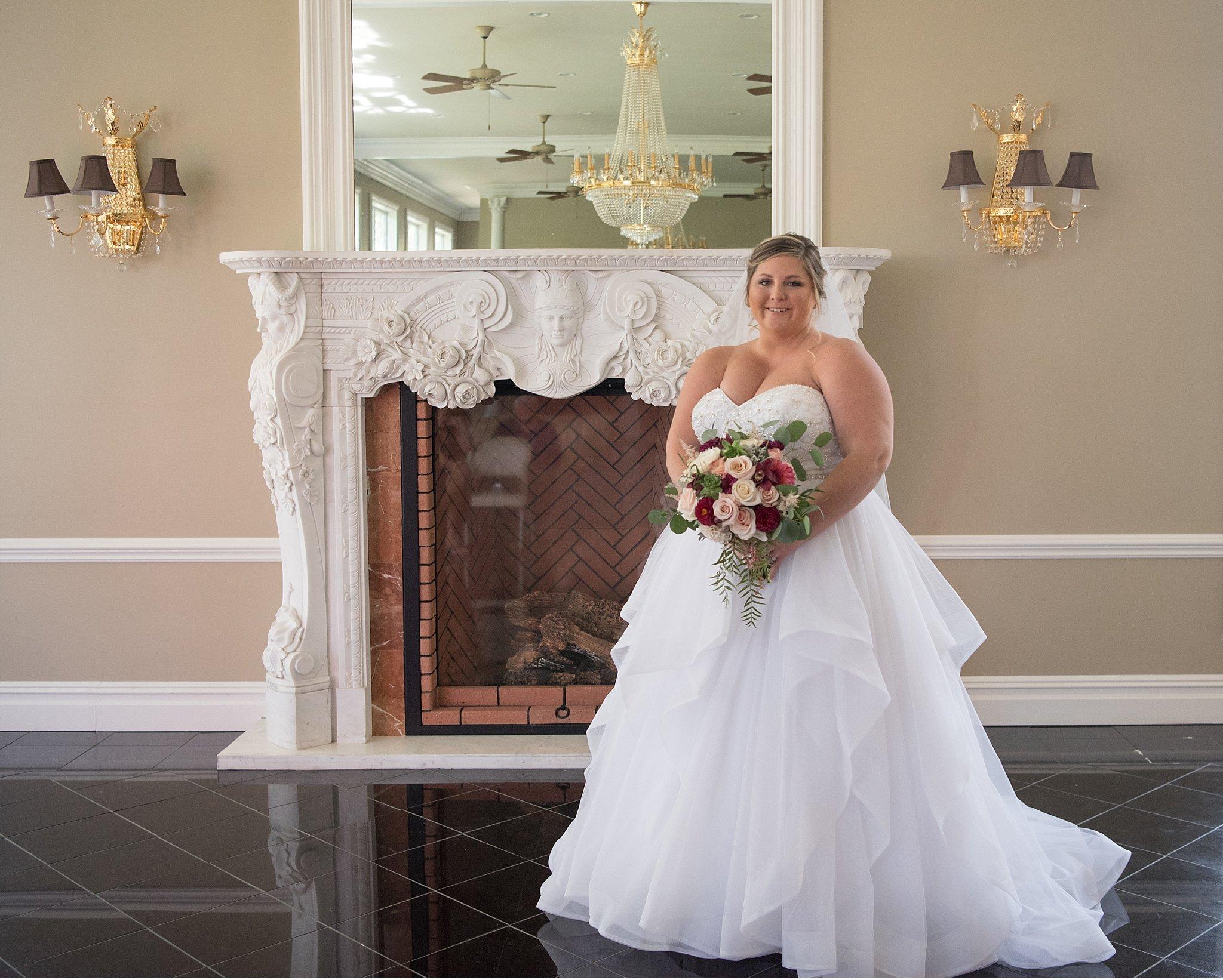 Cameron Estate Inn bridal portrait with puppy wedding photography photo_0152.jpg