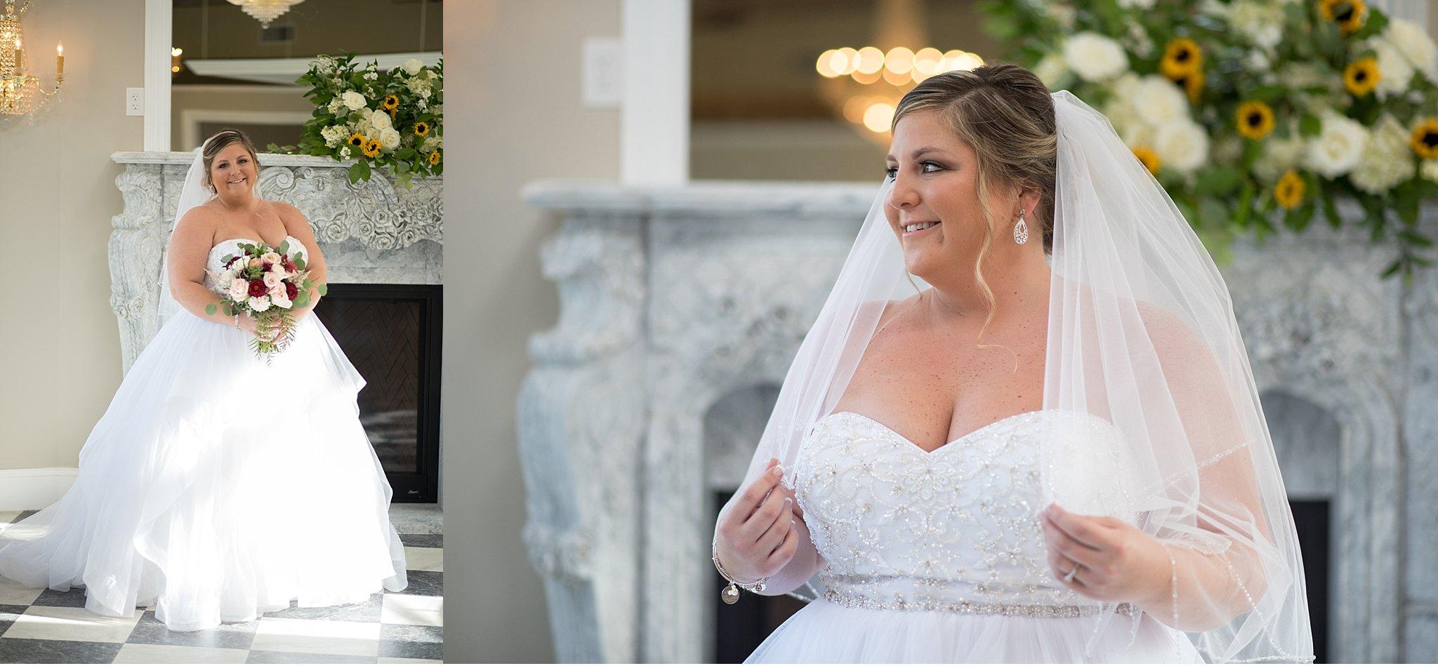 Cameron Estate Inn bridal detail Lancaster County wedding and engagement photographer photo