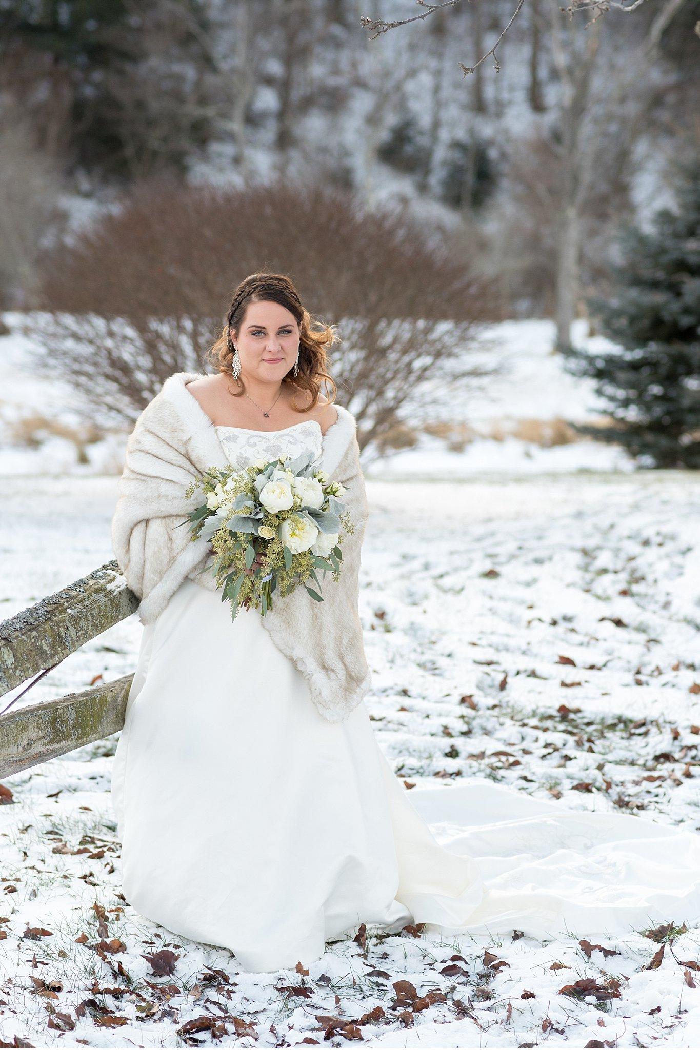 Winter elopemen snow covered vow exchange Coudersport PA photo_0575.jpg