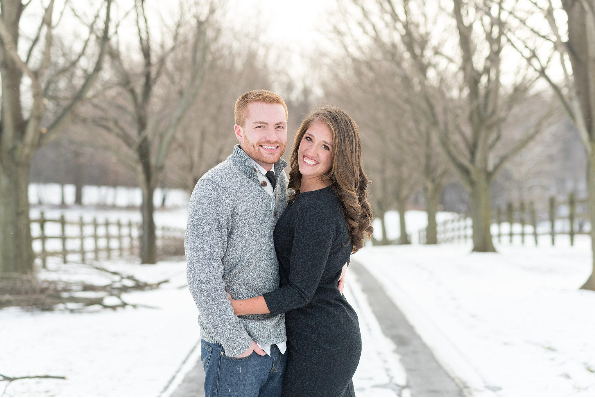 Winter  snow covered engagement Wolf's Hollow Park Atglen Pa wedding photography photo_0627.jpg