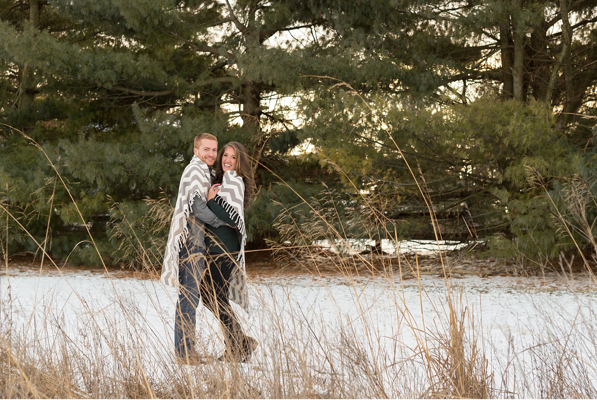 Winter  snow covered engagement Wolf's Hollow Park Atglen Pa wedding photography photo_0636.jpg
