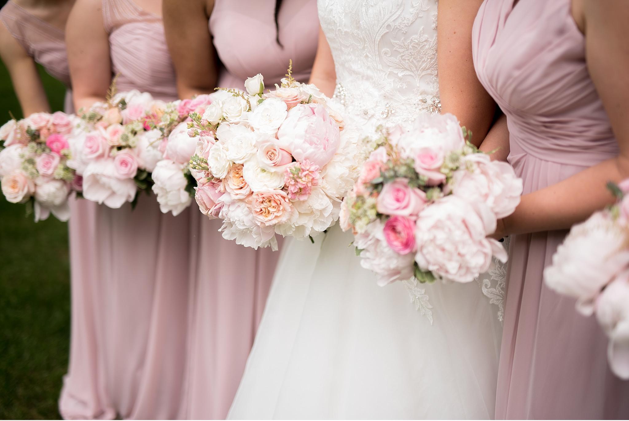 Bridesmaids florals Hershey Gardens Hershey Country Club Summer beautiful wedding photography_1571.jpg