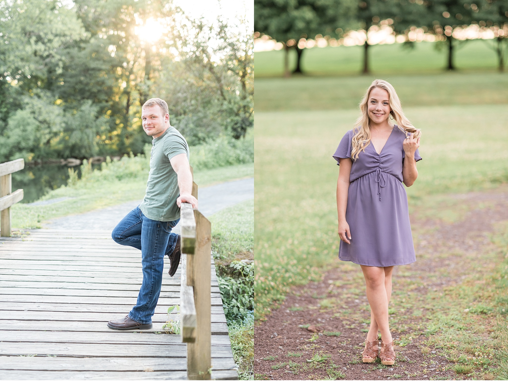 Portraits in golden sunGrings Mill Berks County Light and Airy engagement session at golden sun Wedding Photography photo_1819.jpg