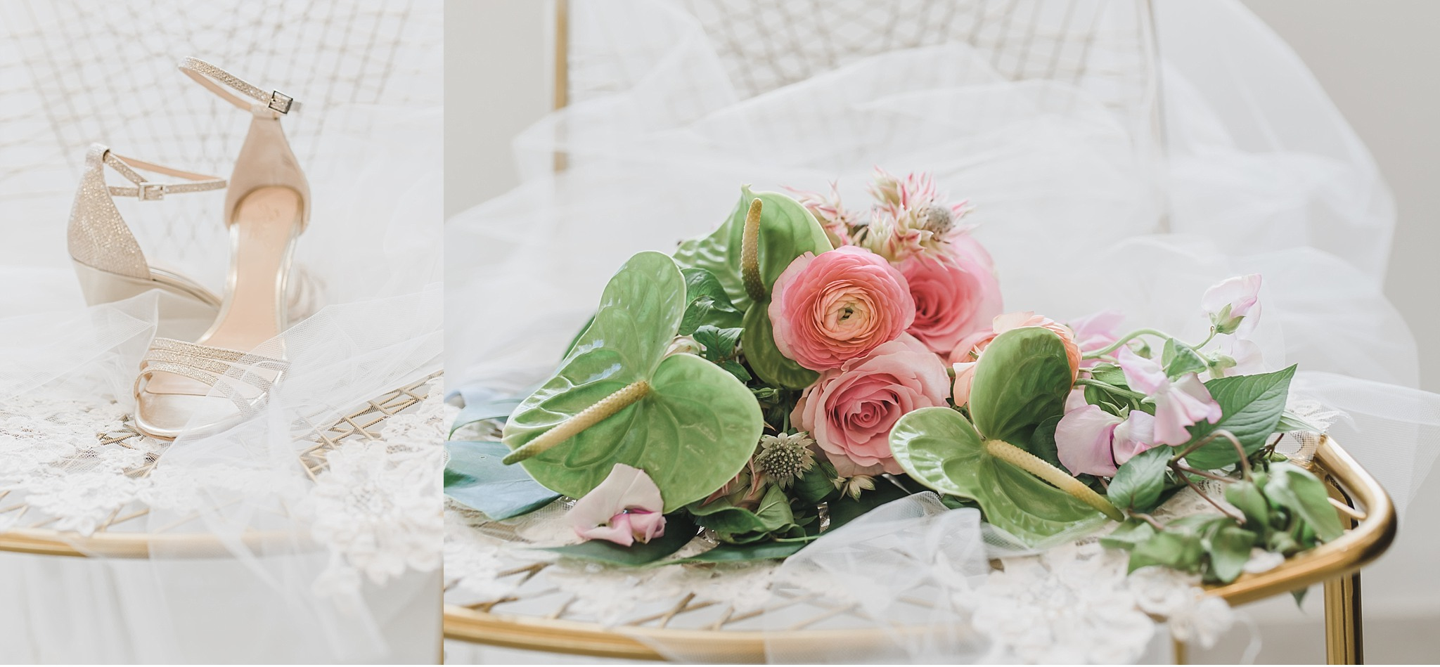 Beautiful shoes and florals Light and Airy Styled Greek Wedding Supply Manheim PA Wedding photography photo_1899.jpg