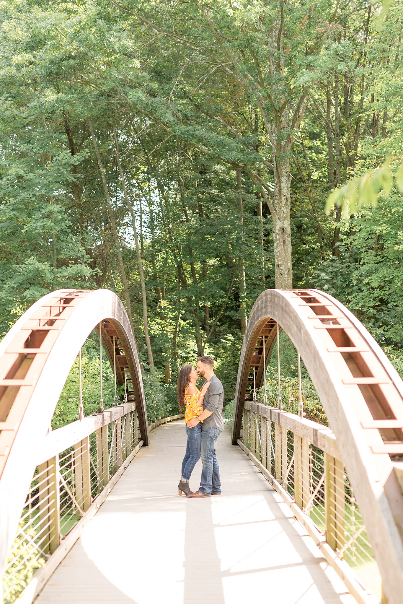 Light and airy engagement session Longwood Gardens Philadelphia Wedding photographer_2258.jpg