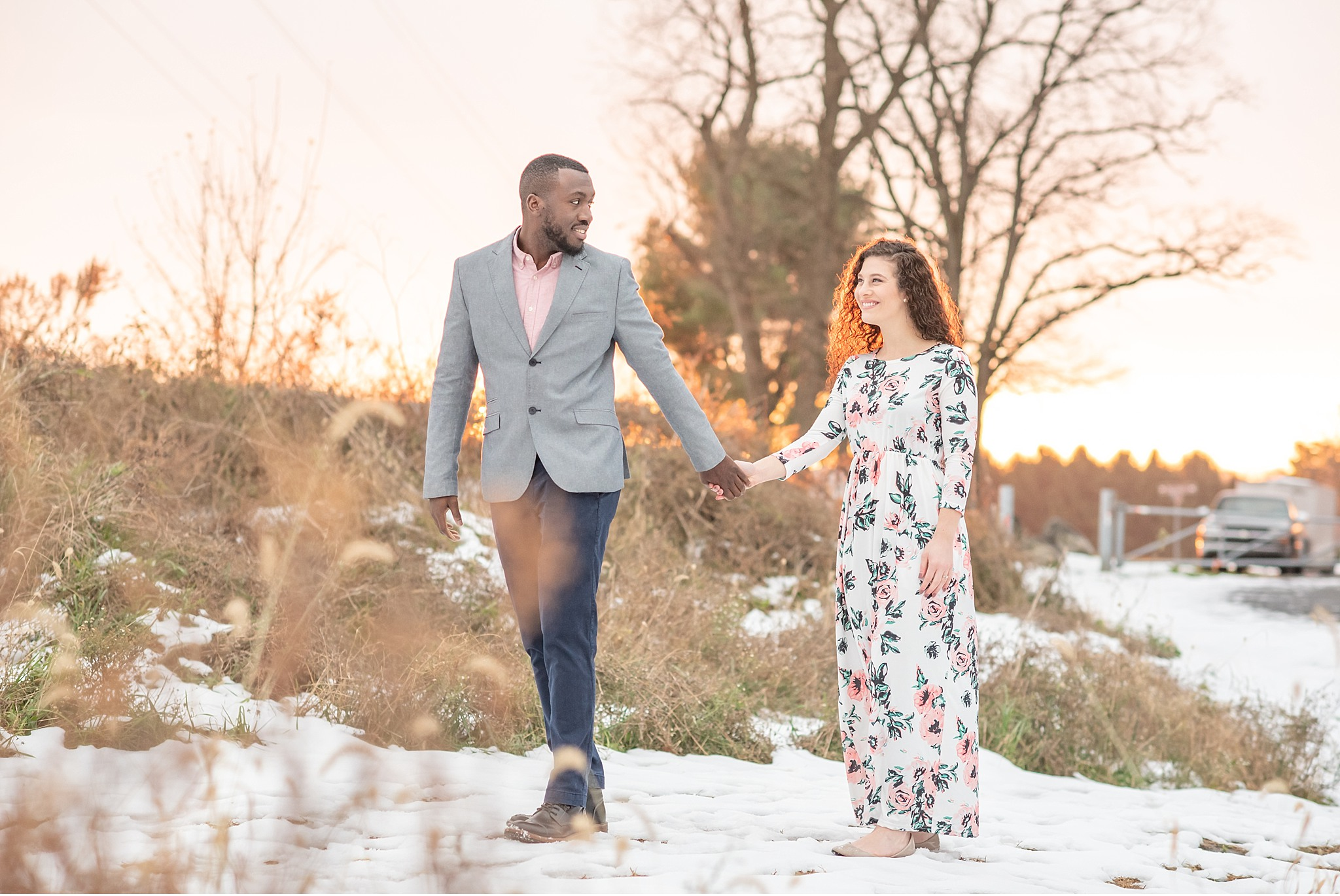 Snowy winter engagement Lancaster County Park Wedding photography photo_2850.jpg