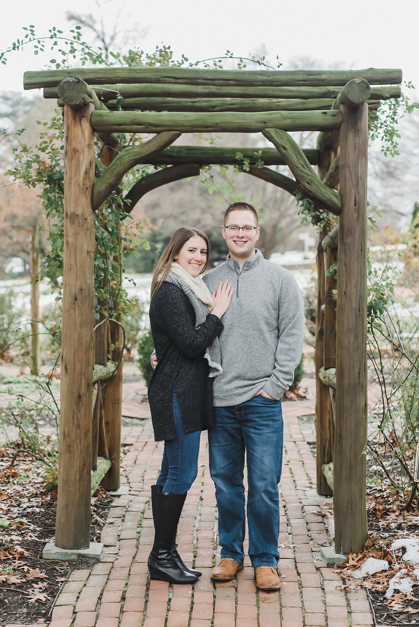 Hershey Gardens Winter engagement session Wedding Photography photo_0503.jpg