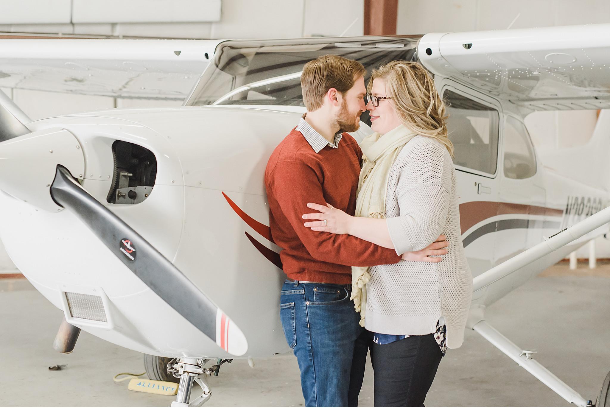 Lancaster airport Lititz Wedding photographer engagement session photo_2927.jpg