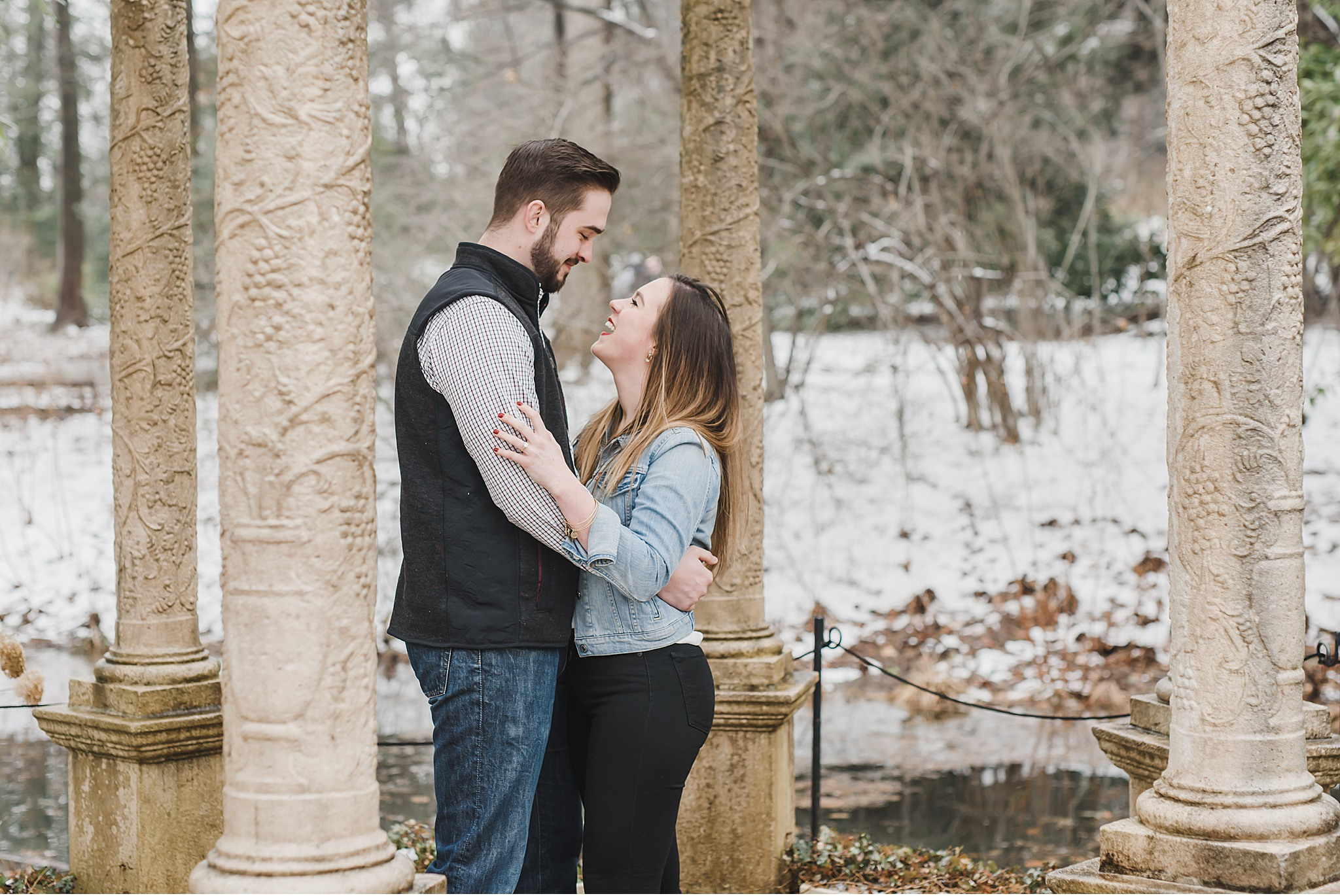 Longwood Gardens Orchid Engagement Wedding Photography_2990.jpg
