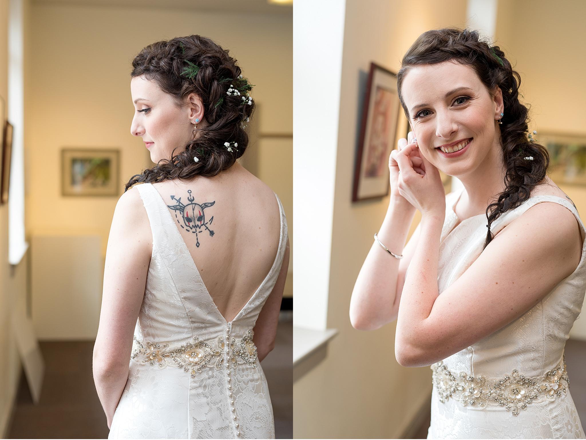 Lancaster PA city Wedding Photography