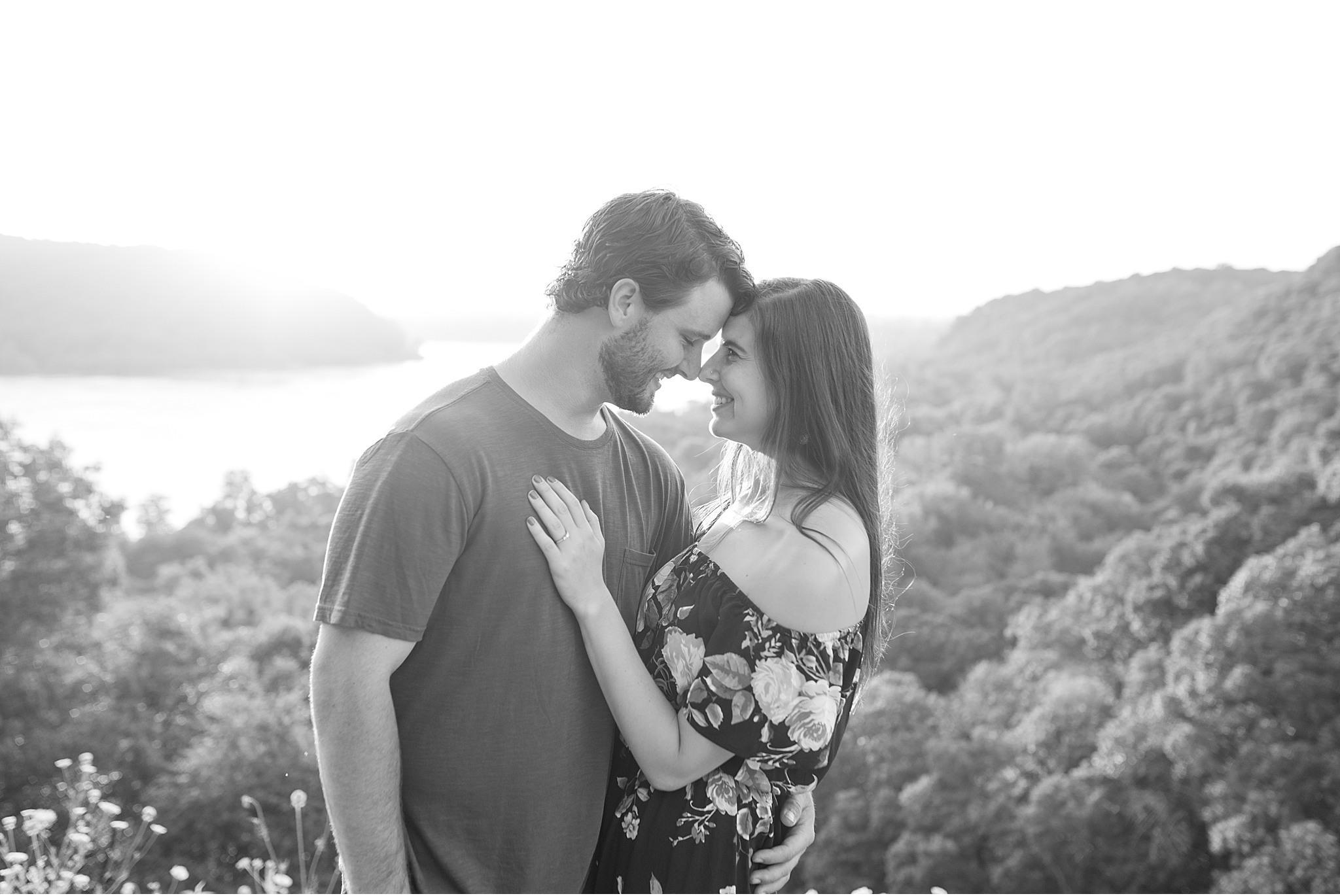 Chickies Rock Overlook Engagement Session Lancaster PA Photography_3854.jpg