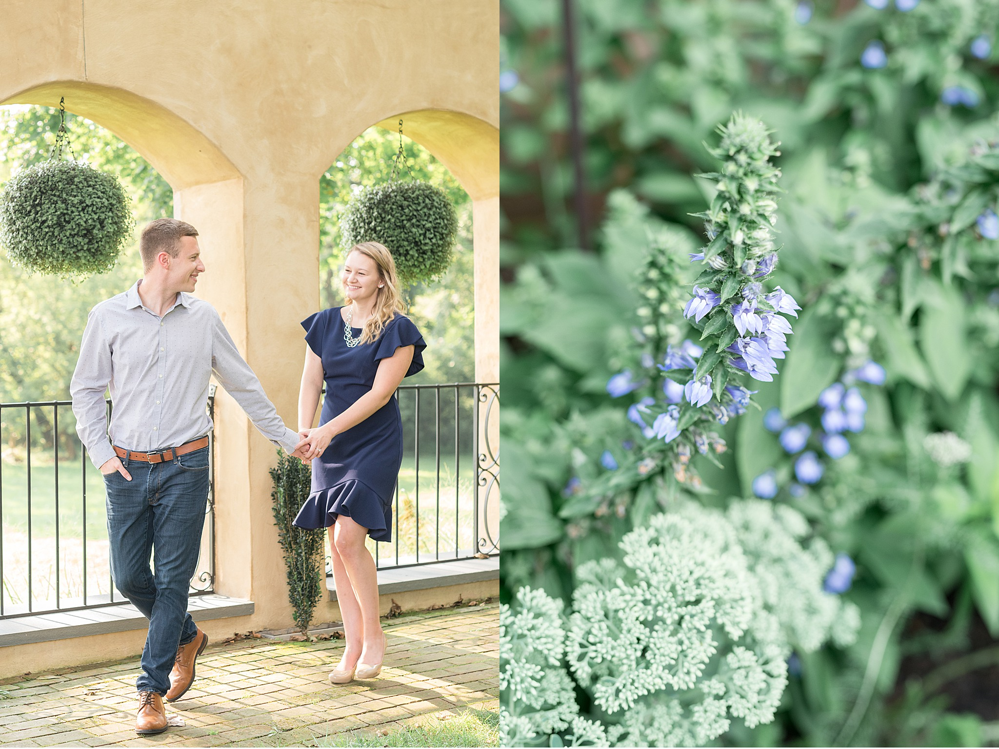 Conestoga House and Gardens Lancaster Wedding Engagement Photography_3877.jpg