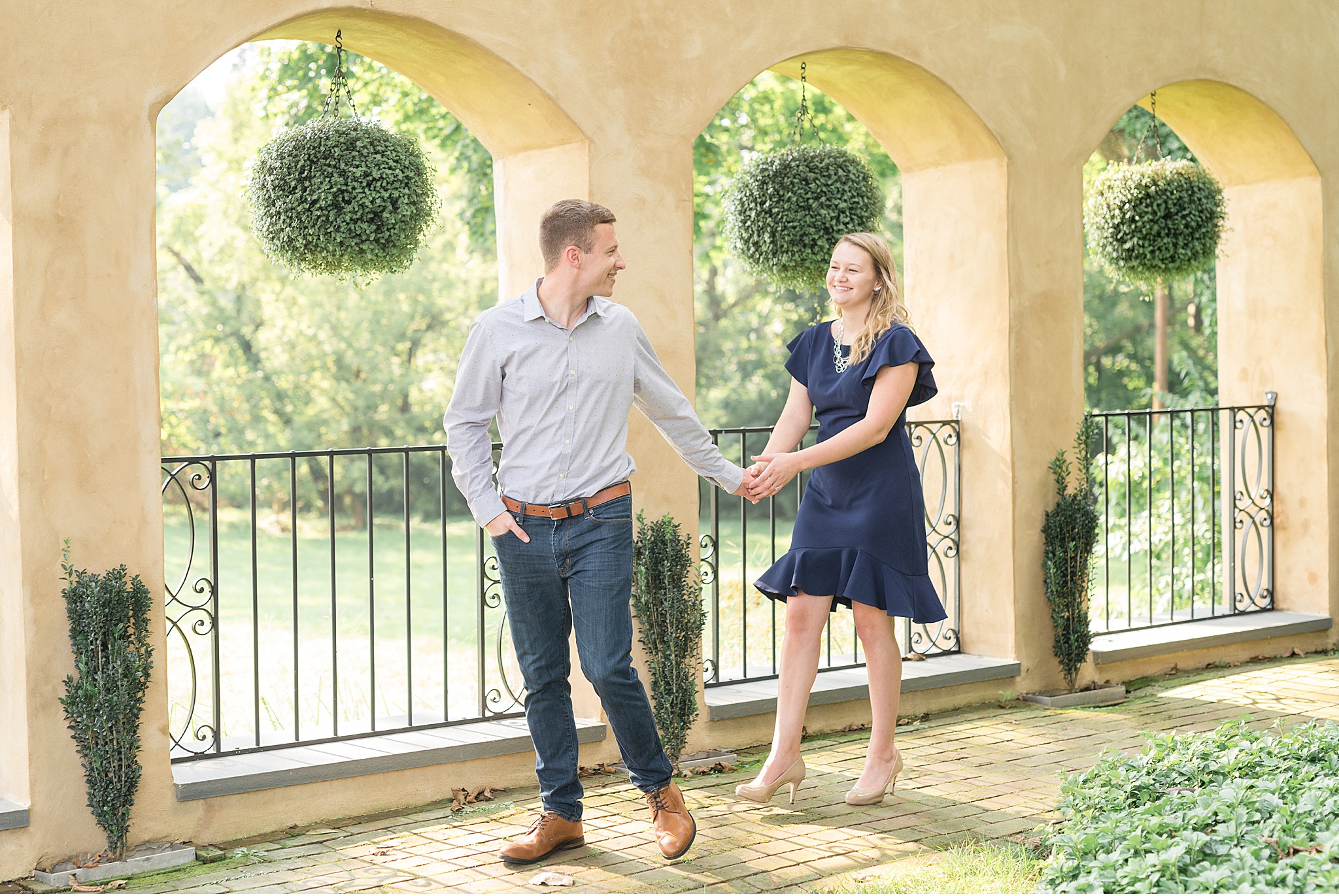 Conestoga House and Gardens Lancaster Wedding Engagement Photography_3876.jpg