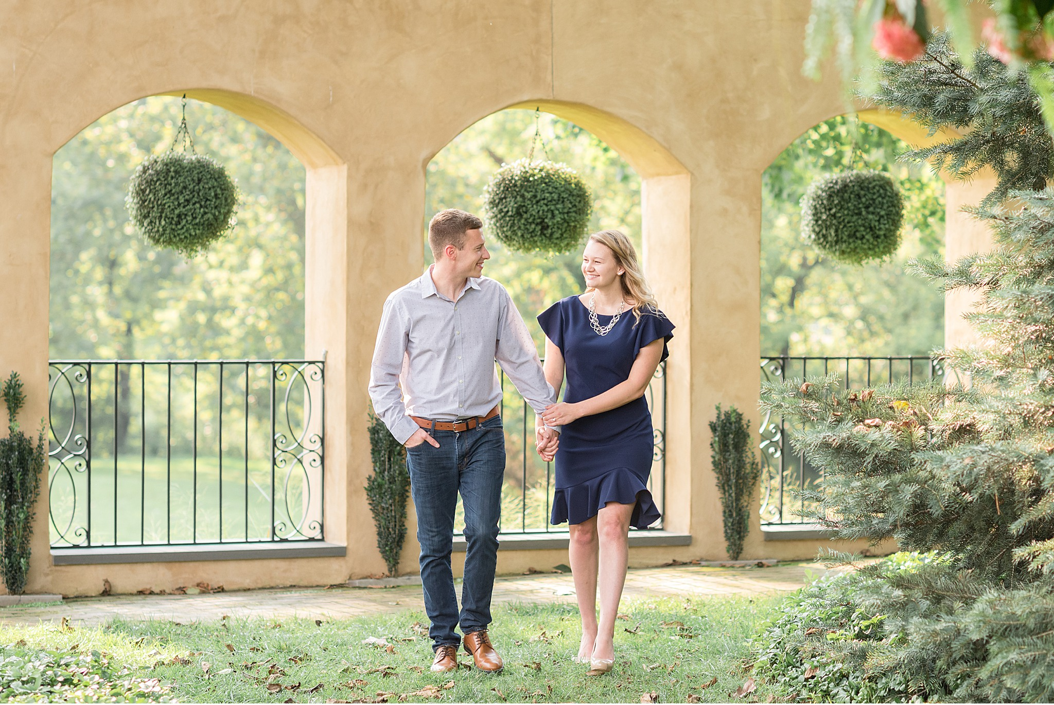 Conestoga House and Gardens Lancaster Wedding Engagement Photography_3884.jpg