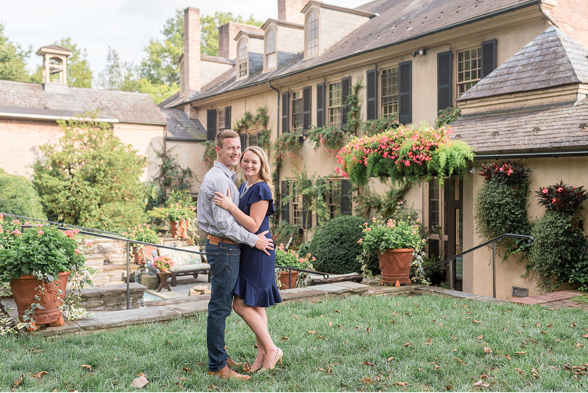 Conestoga House and Gardens Lancaster Wedding Engagement Photography_3888.jpg