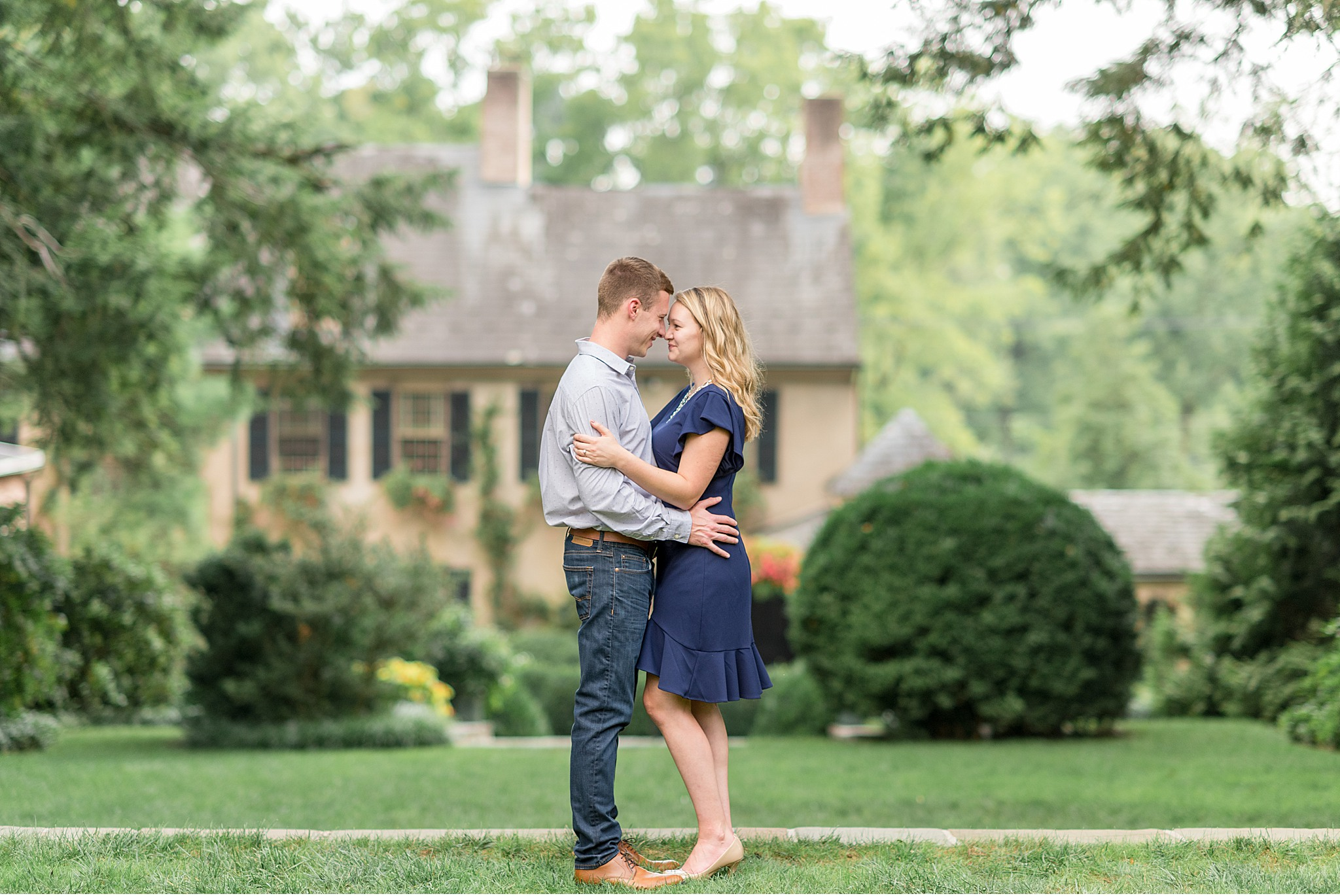 Conestoga House and Gardens Lancaster Wedding Engagement Photography_3892.jpg