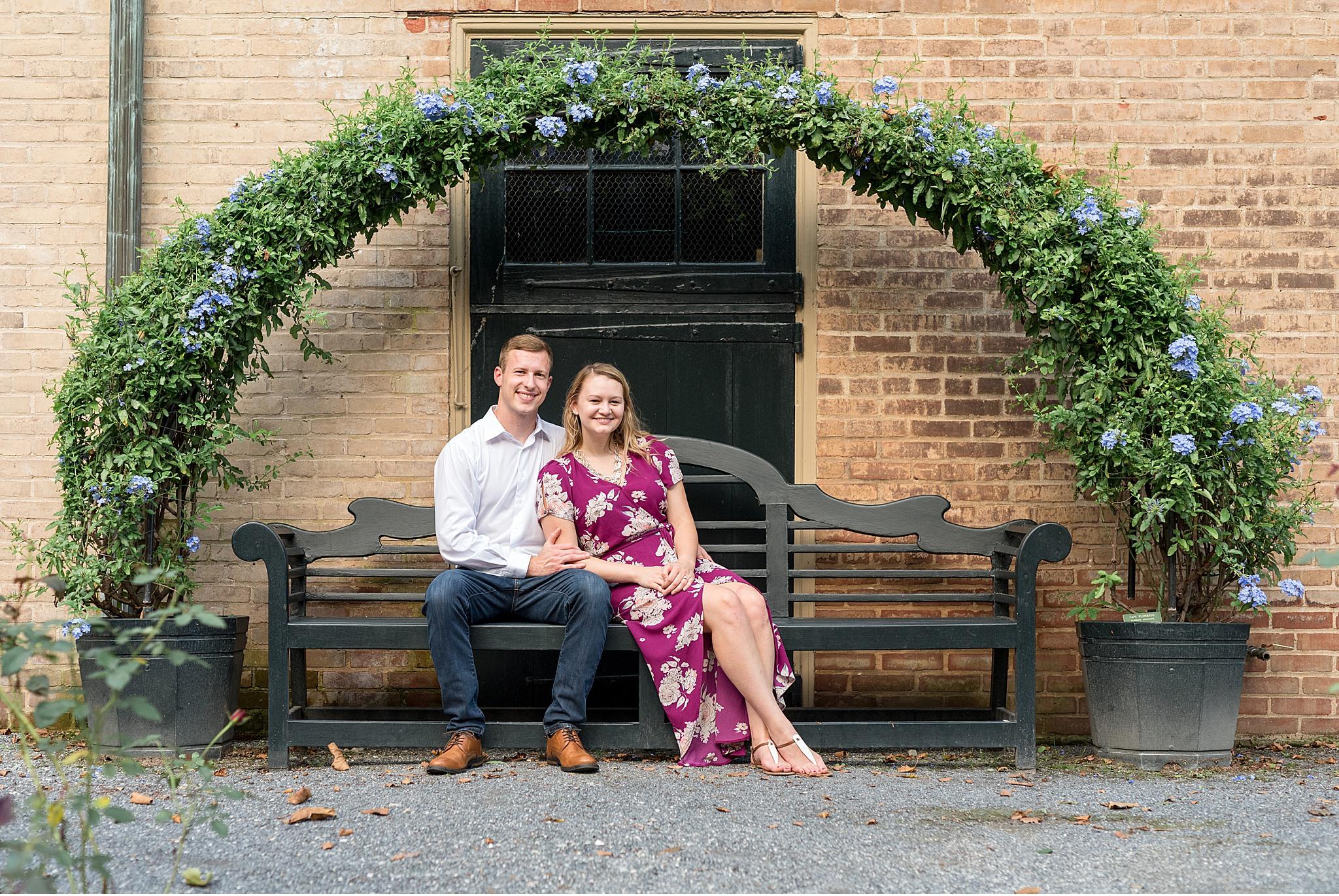 Conestoga House and Gardens Lancaster Wedding Engagement Photography_3898.jpg