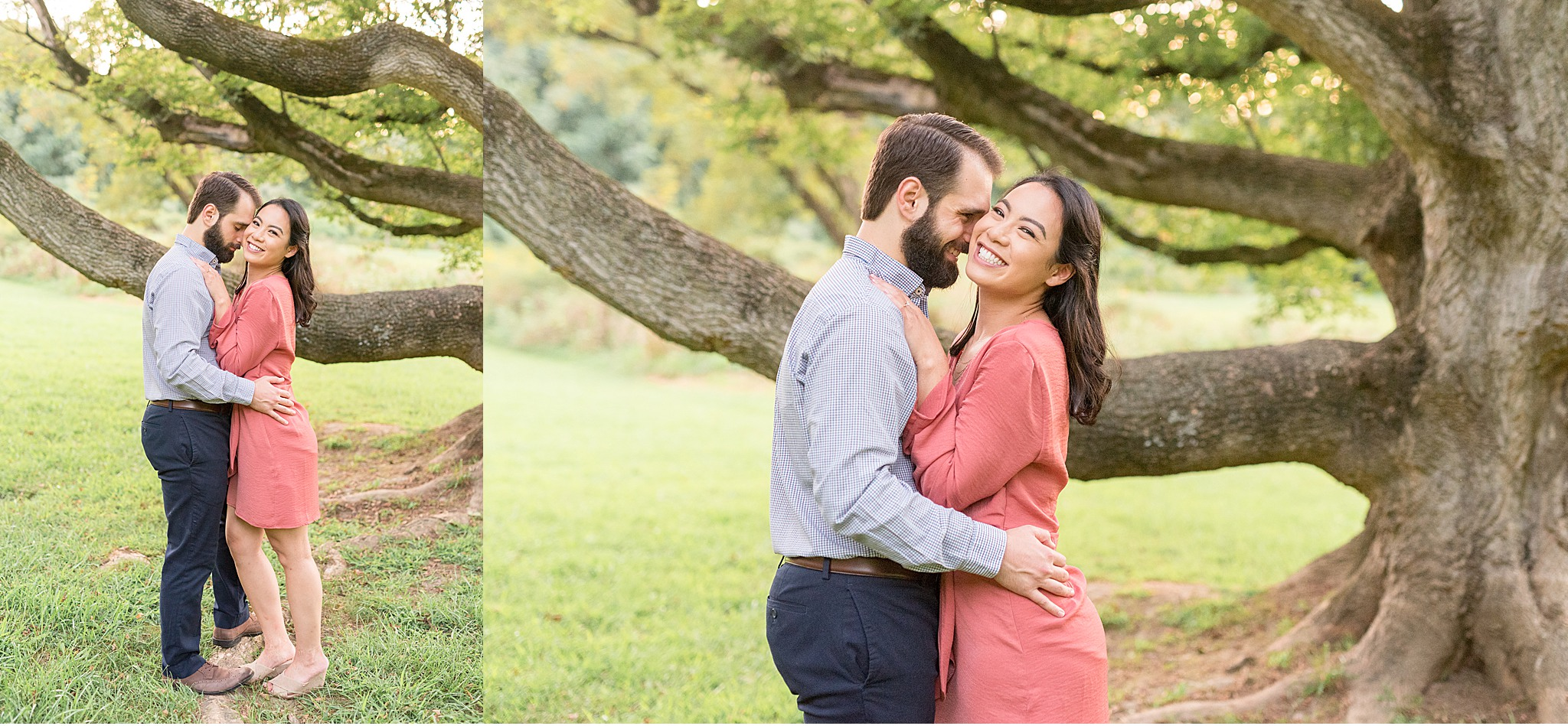 Rockford Plantation Lancaster County Park PA Summer Engagement Session