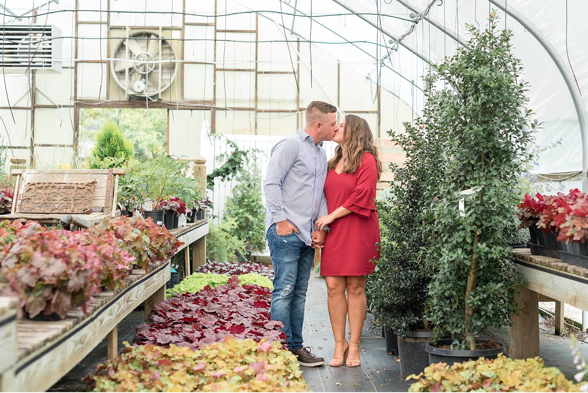 Tudbinks Greenhouse Lancaster PA wedding engagement photography_3958.jpg