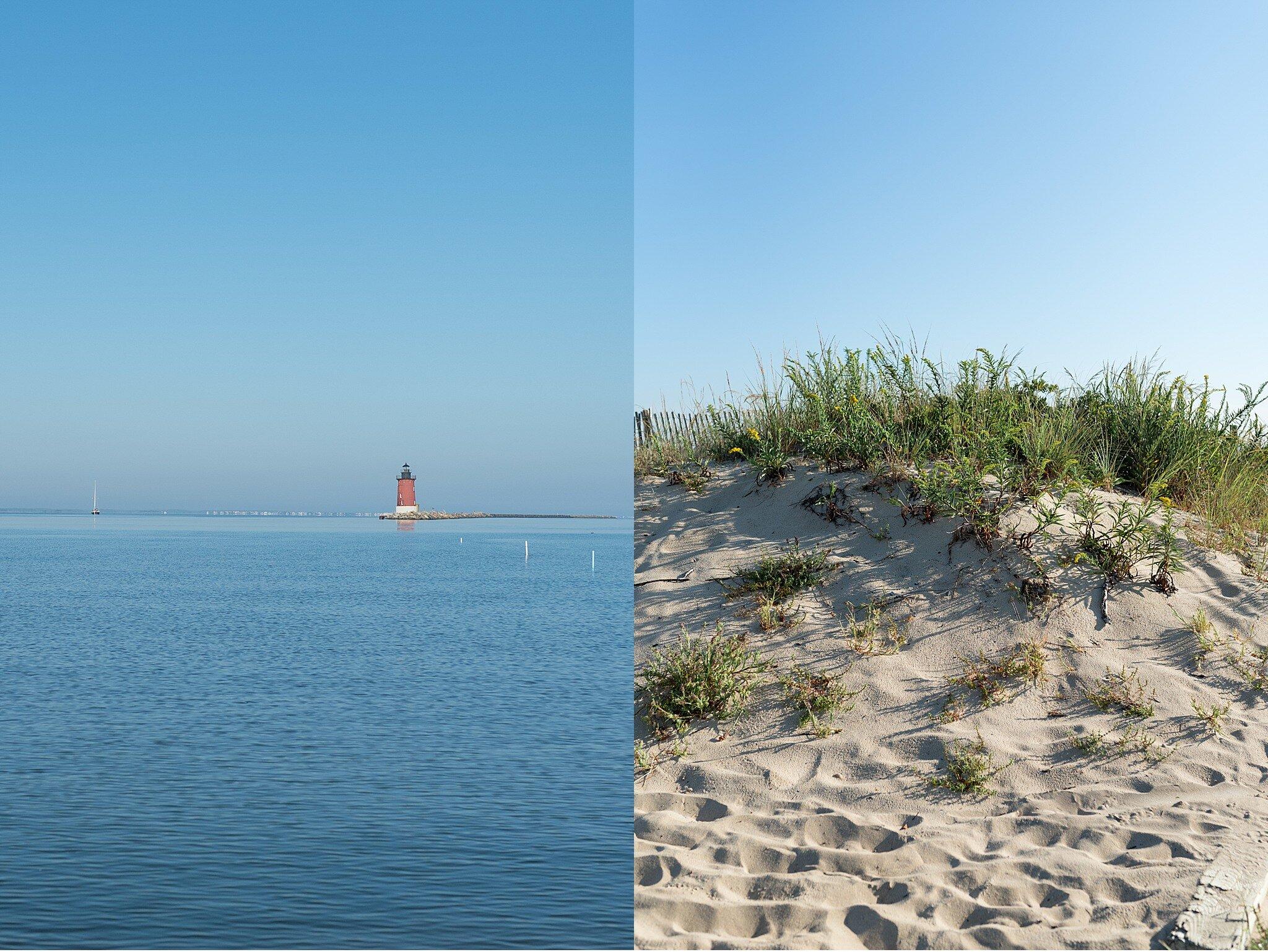 Rehoboth Beach Sunrise engagement session Cape Henlopen Beach Photography_4100.jpg