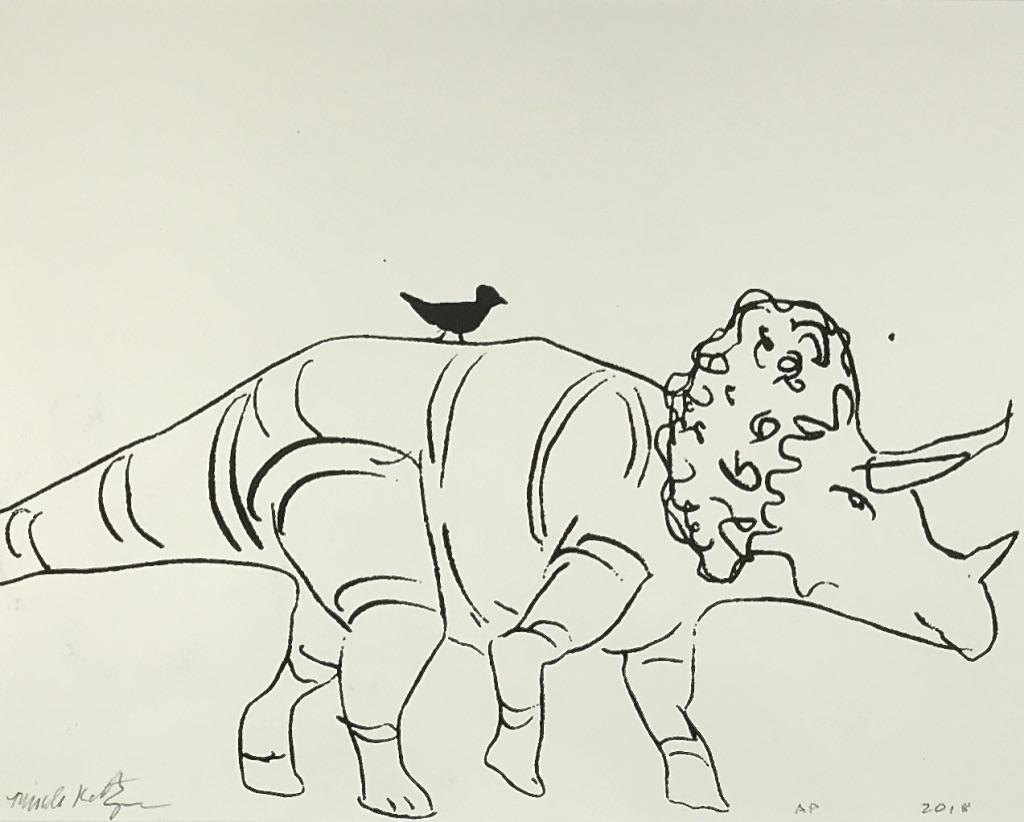 Triceratop Study, 2018