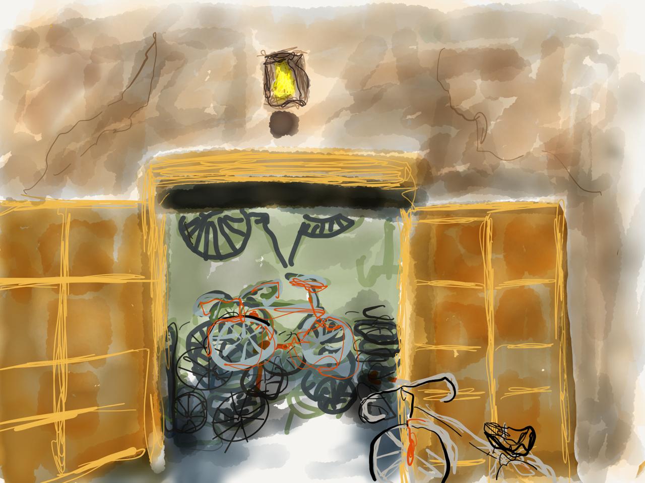 Casablanca Bike Shop