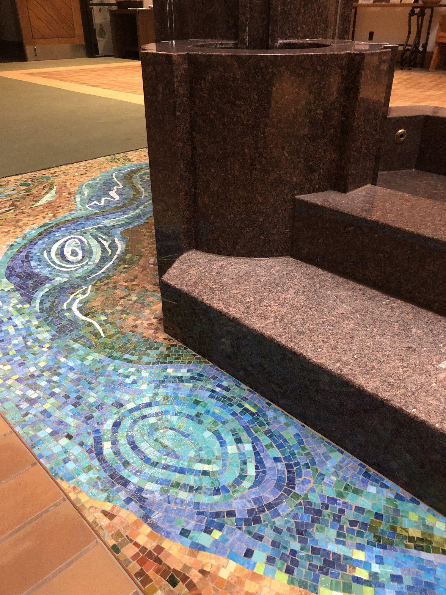 Architectural Public Art Julie Richey Mosaics