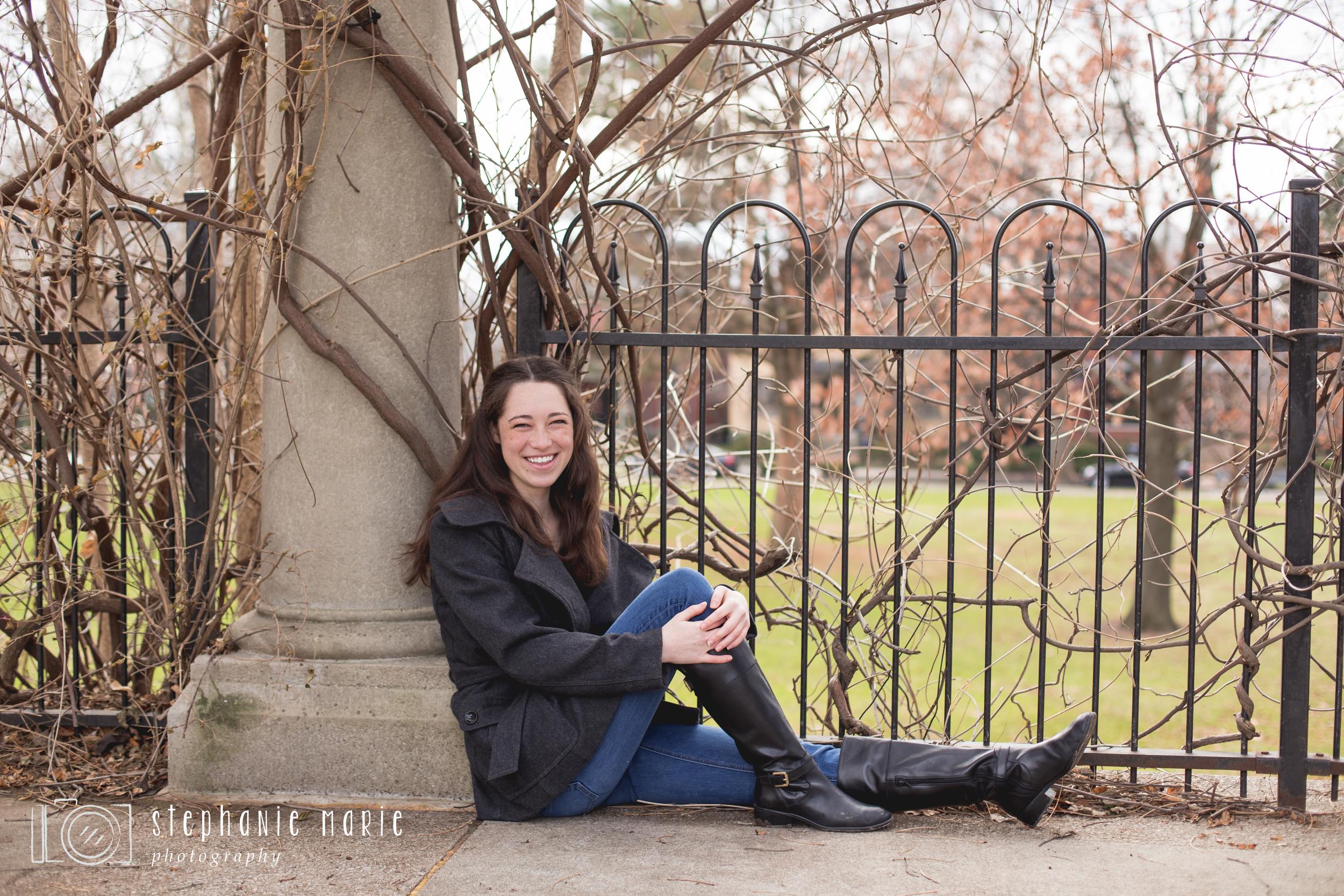 Stephanie Marie Photography, Centerville Ohio Portrait Photographer, Senior Portraits