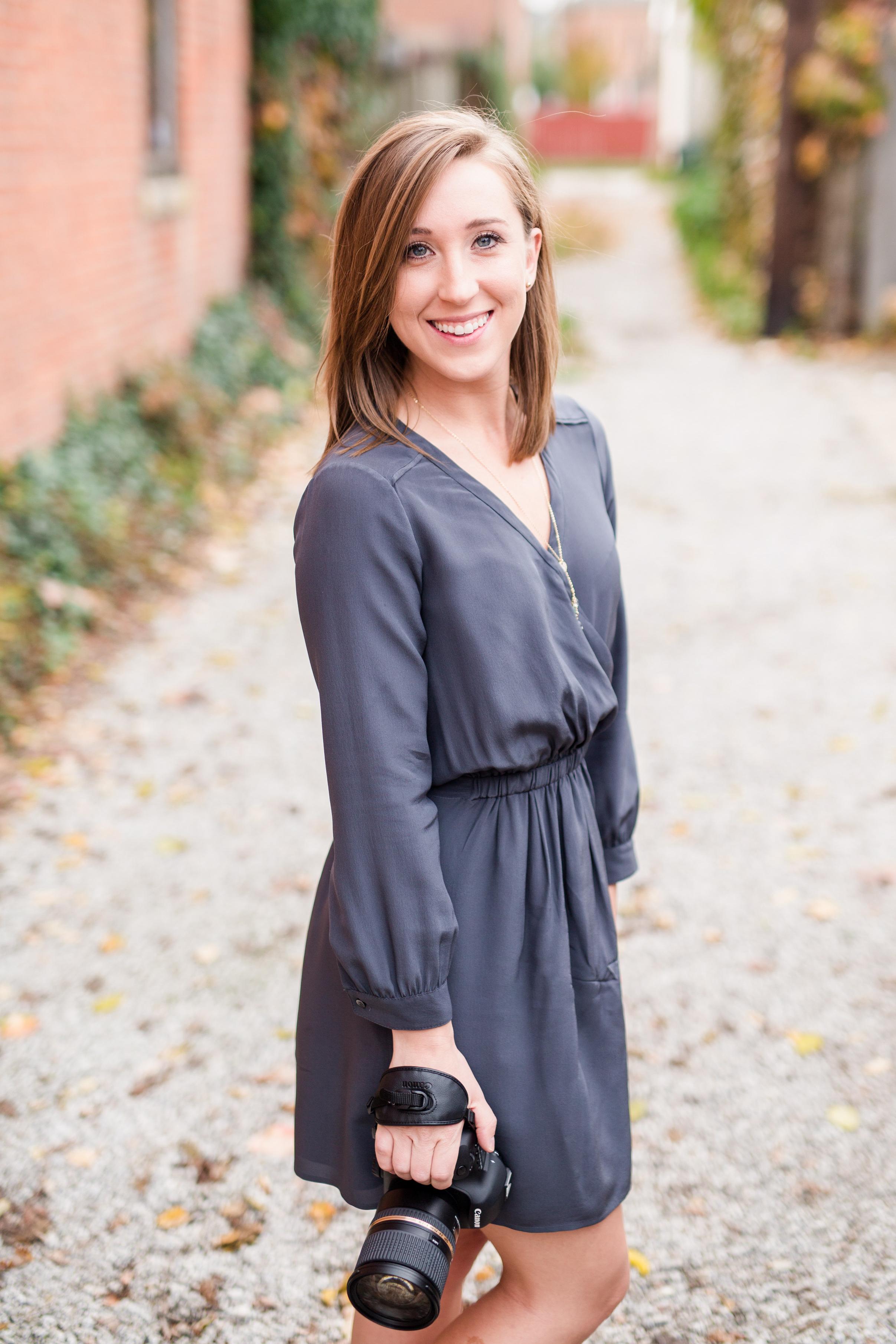 Stephanie Newman Central Ohio Wedding Photographer