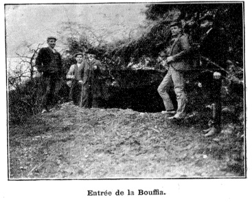 Cosmos . 3 Juillet 1909: 10-15. Photographer uncredited.