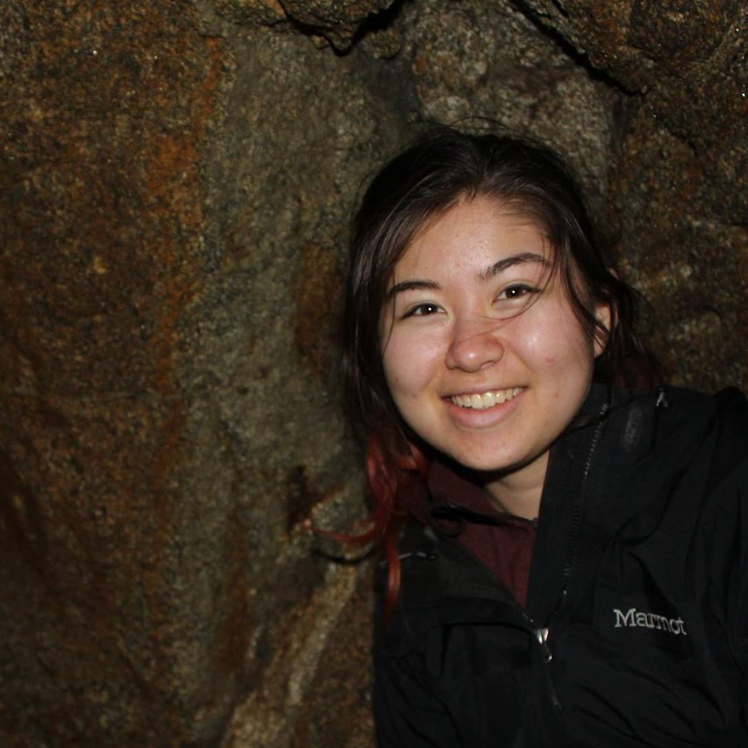 Casey Yamamoto - President   4th Year Engineering Geology B.S. student  Casey first became interested in geology after visiting the Black Hills of South Dakota, where she saw hillsides sparkling with muscovite mica. She has worked on a research project studying the Paleocene-Eocene Thermal Maximum under Professor Aradhna Tripati and currently she is studying the crustal thickening history of Southern Tibet under Professor Mark Harrison. In her free time, she enjoys hiking and alpine climbing.