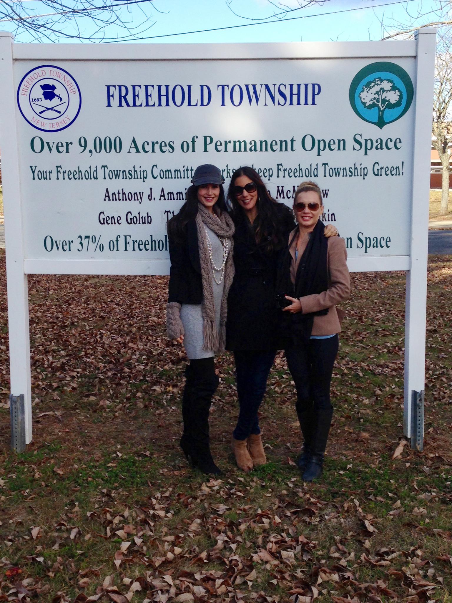 In Freehold, NJ
