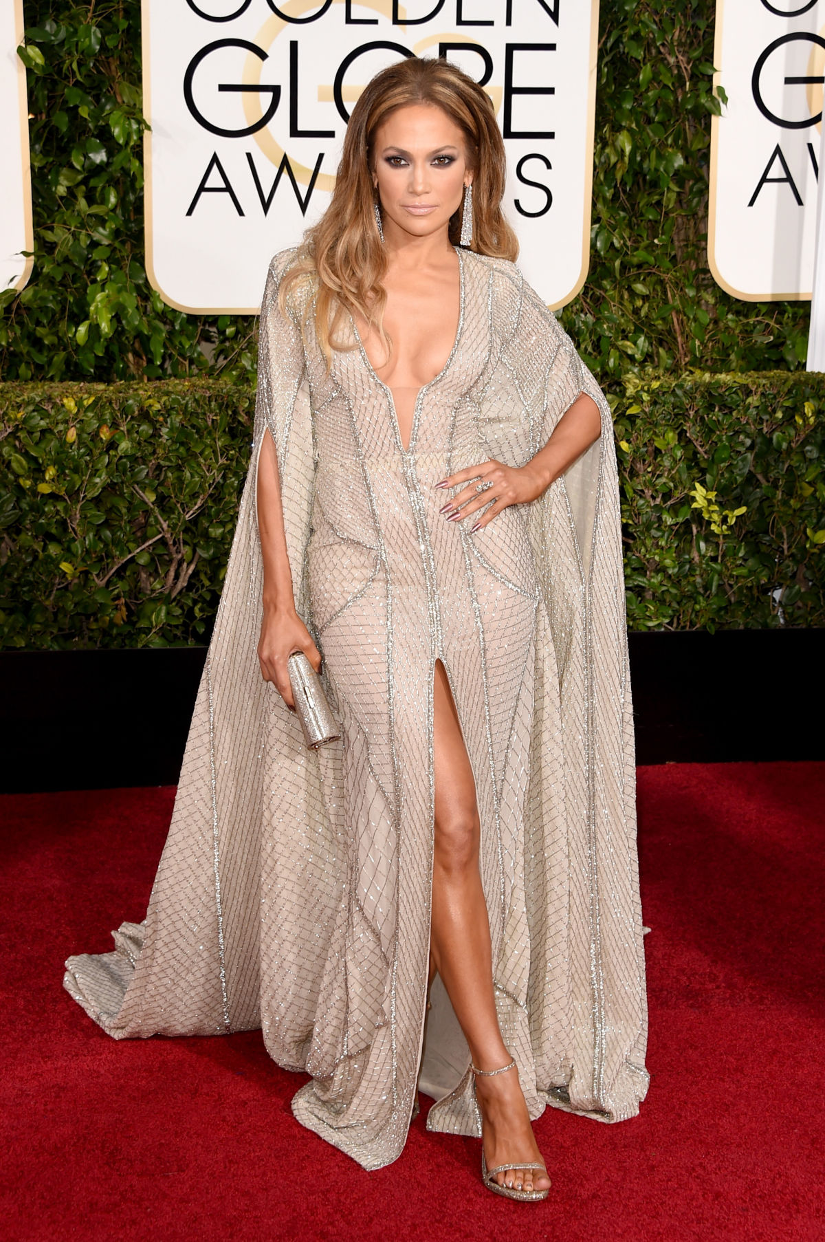 Jennifer Lopez inZuhair Murad