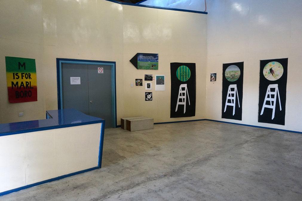 Solomon Islands National Gallery, 2014