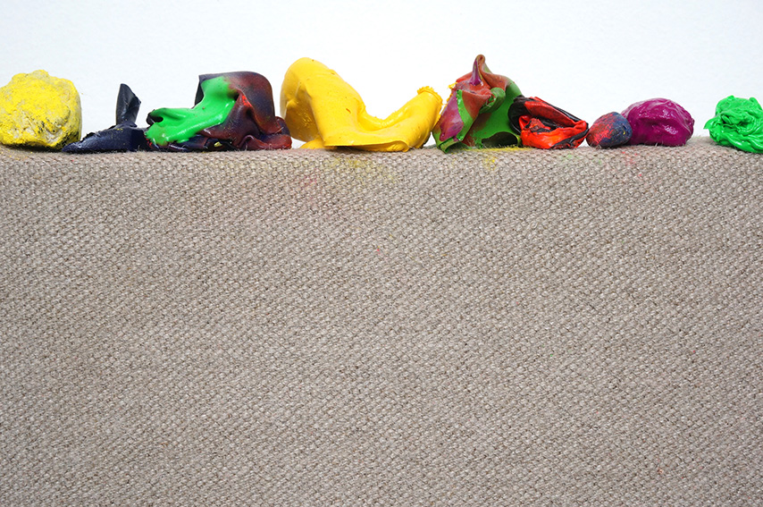 Joel Gailer_Abstract edge 10 (detail 1), 2019_acrylic and raw pigmnent o linen_110x50cm.jpg