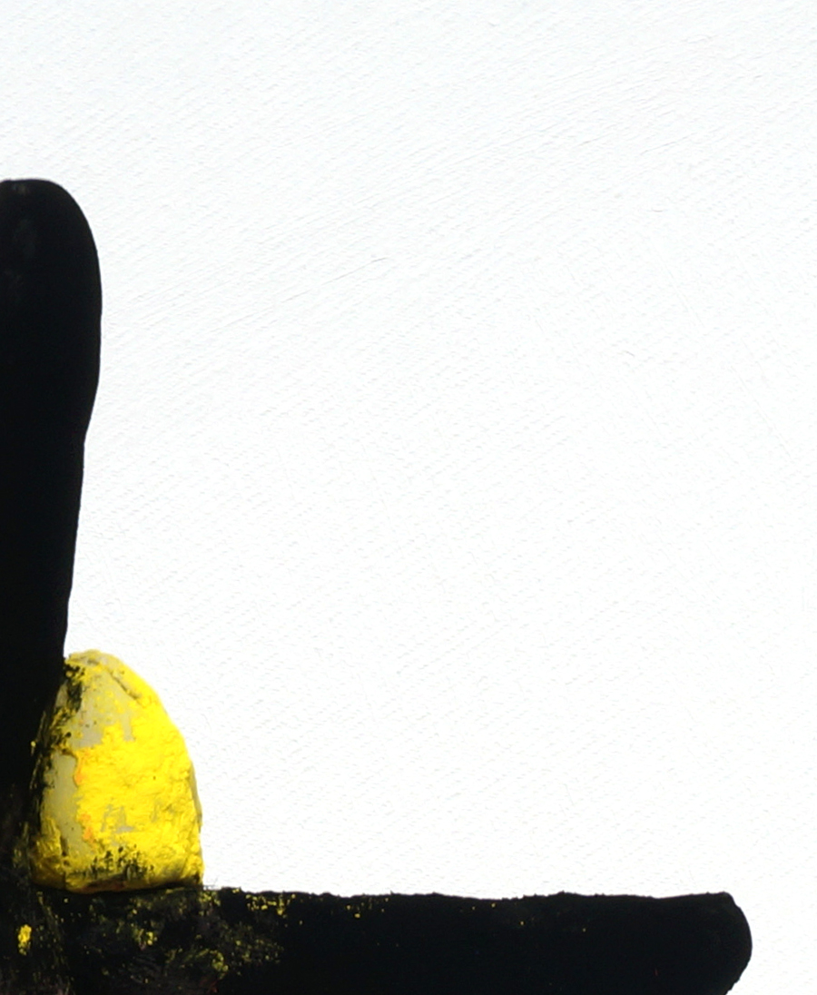 Finger sculpture 14, 2018  type c print on cotton rag  dimensions variable