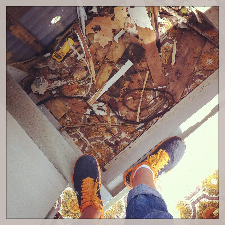 DEVASTATION!