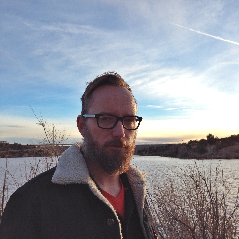 Eric at the lake
