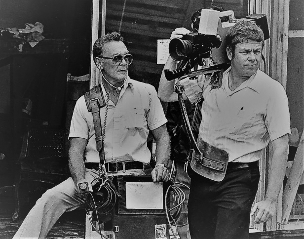 Bob Zimmerman and Bill Knight early 1980's