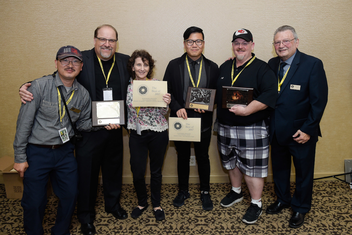 2018 PPAGLA Awards Banquet at The Quiet Cannon in Montebello, CA on April 7, 2018.