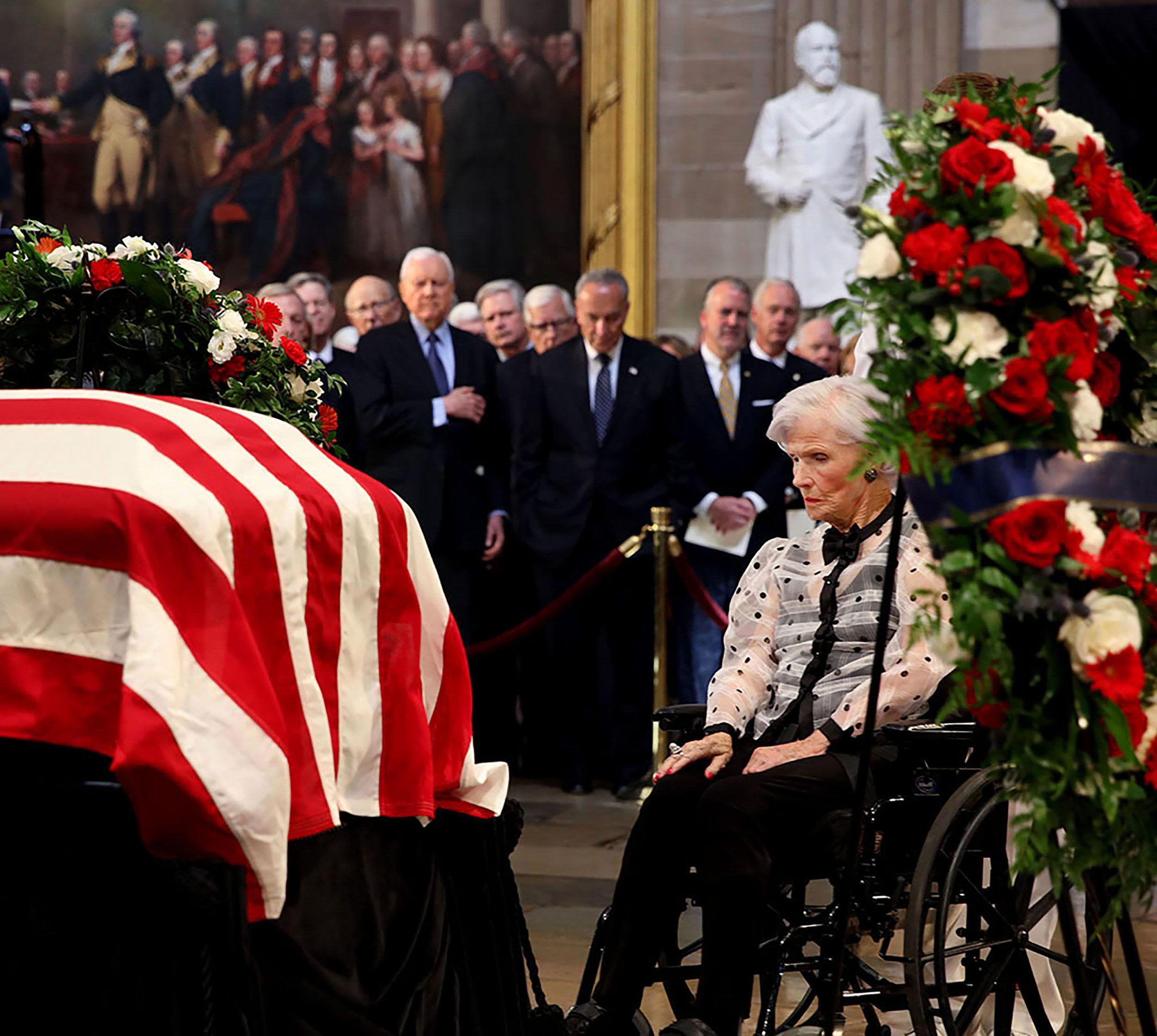 Farewell John McCain