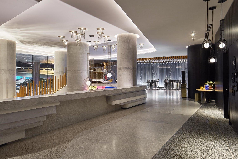 W Hotel Brisbane Pov Lighting Design