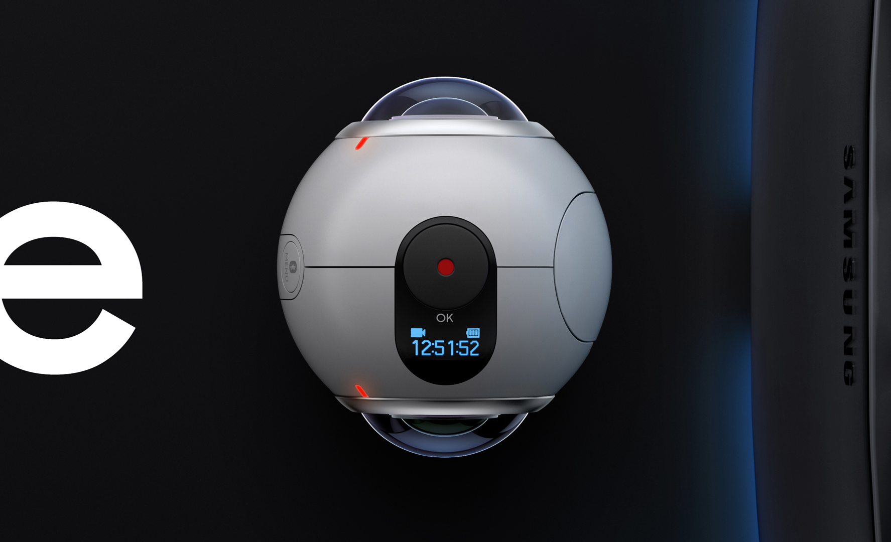 A Galaxy of Possibility Gear 360 Details