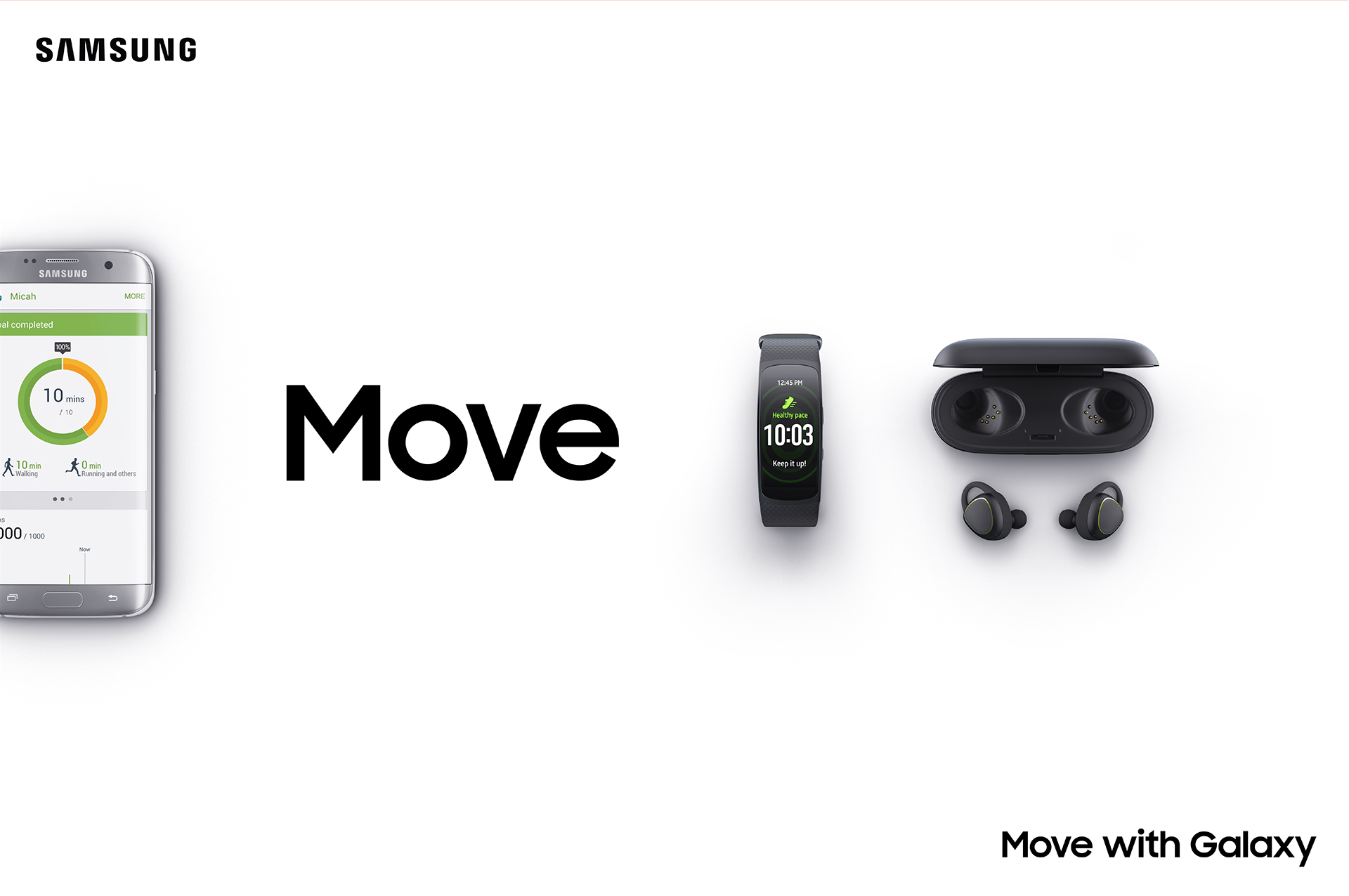 Move with Galaxy