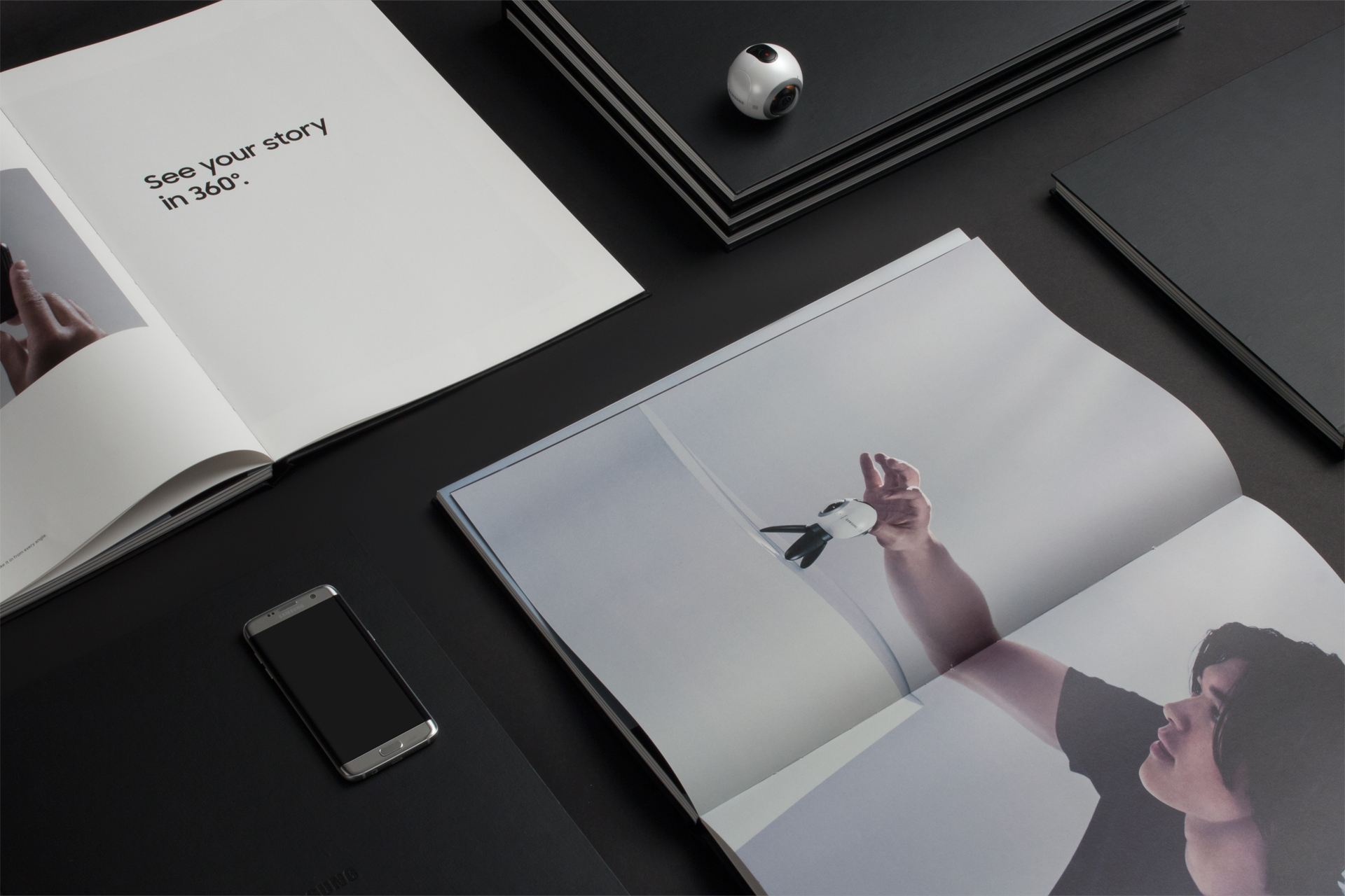Samsung—A Galaxy of Possibility Book: Create Products