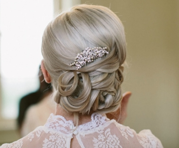 Wedding Gallery - Onsite bridal styling is available in D.C. and surrounding areas. For information and availability, visit the Wedding Gallery.Photo: Zacxwolf
