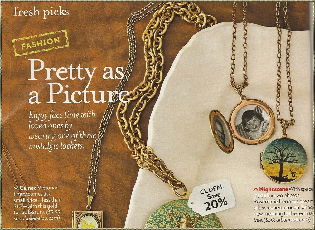 Featured in 'Country Living' Magazine