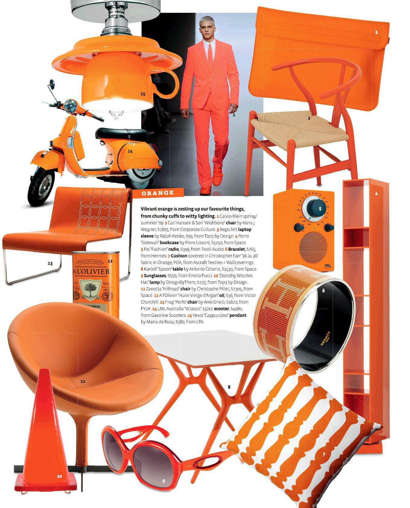 Belle Magazine 2010
