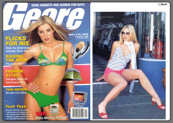 Geare Magazine Feb '02