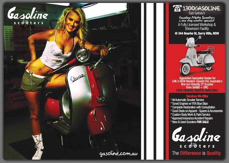 SMH Drive Magazine 2010